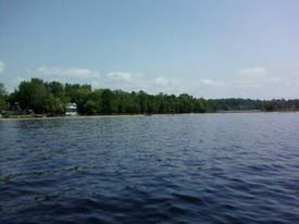 Kettle Cove Sebago Lake