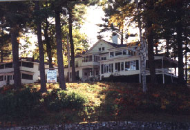 Sebago Lake Lodge