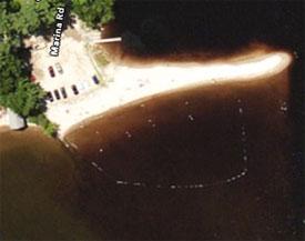 Sebago Town Beach